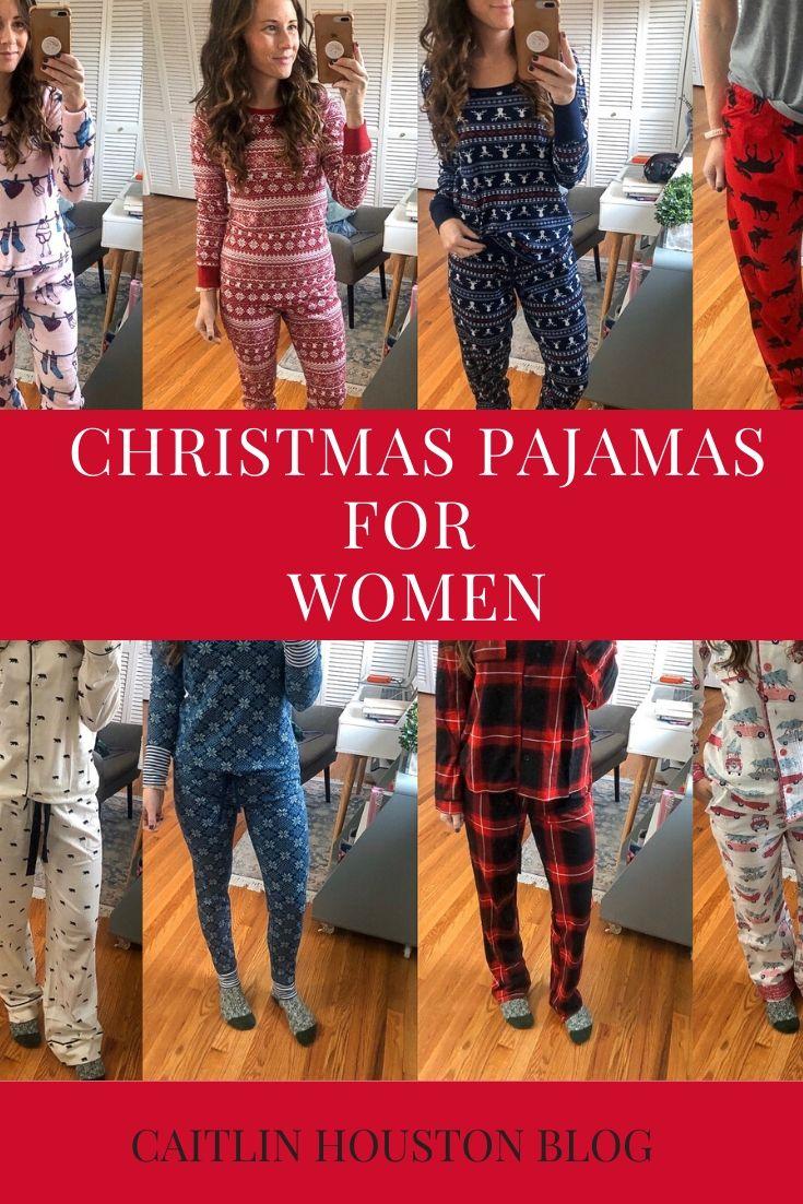 Christmas Pajamas from Amazon for Women