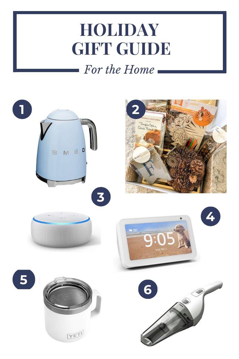 Smeg Tea Kettle, Ready Festive Gift Box, Amazon Echo, Amazon Echo Show, Yeti Insulated Mug, Dustbuster
