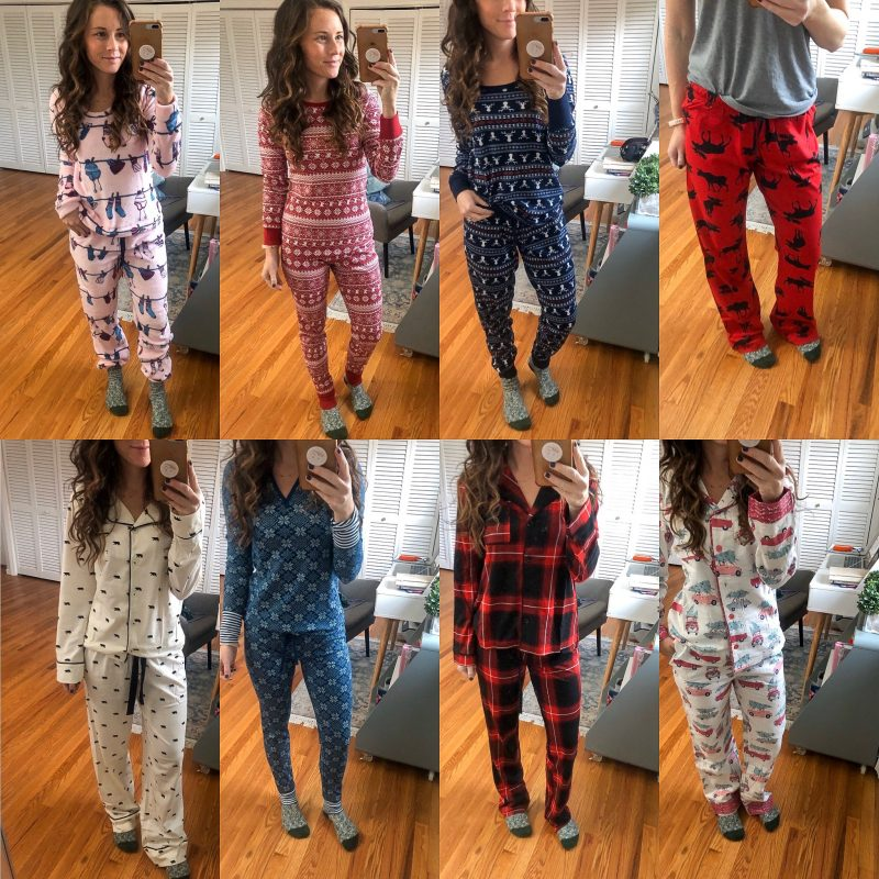 Christmas Pajamas for Women from Amazon