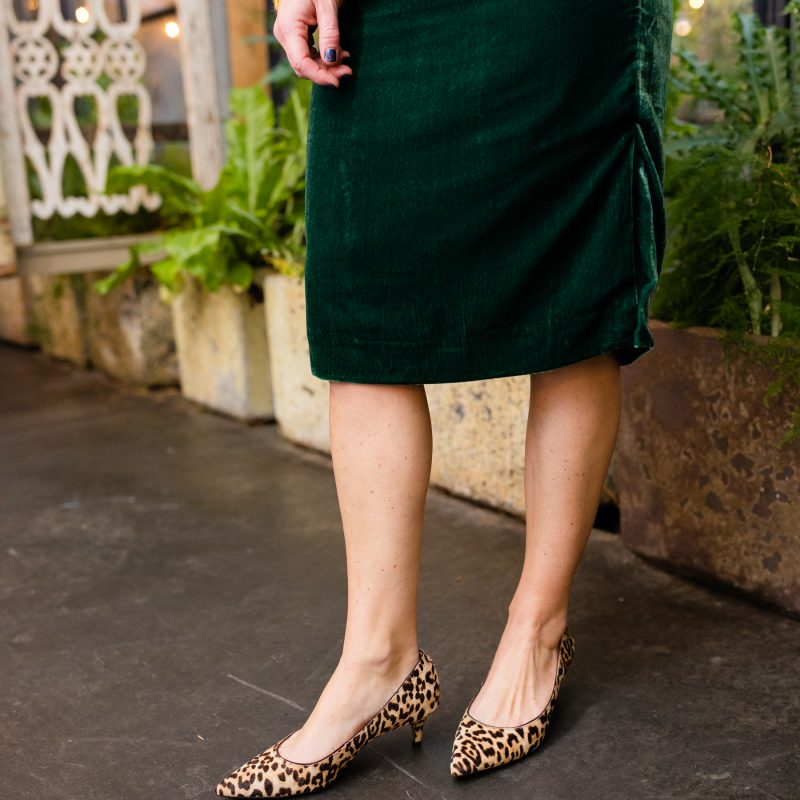 Style Session | Outfits to Wear with Leopard Print Shoes