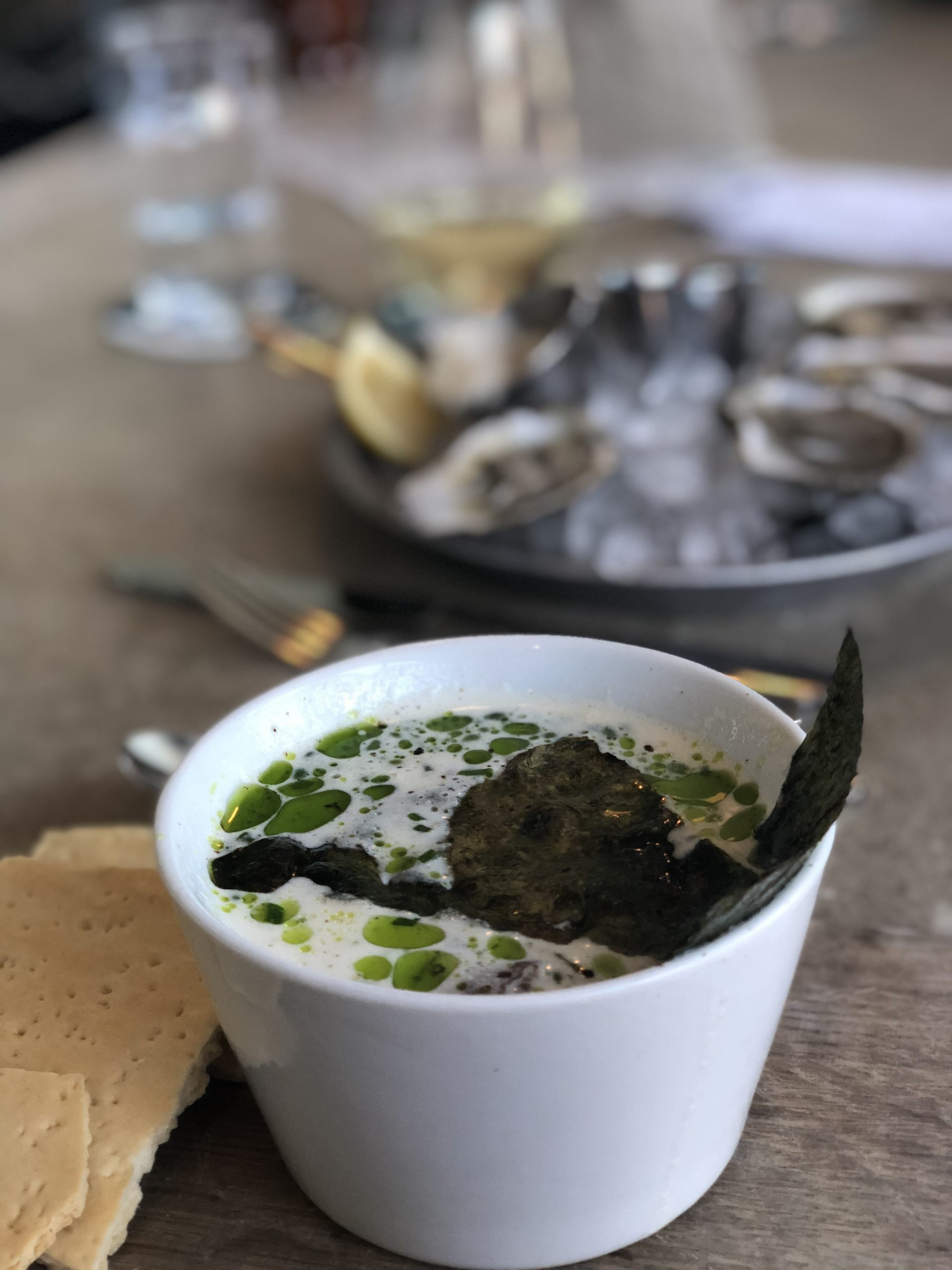 Where to Eat in Portland Maine - Eventide Oyster Co.