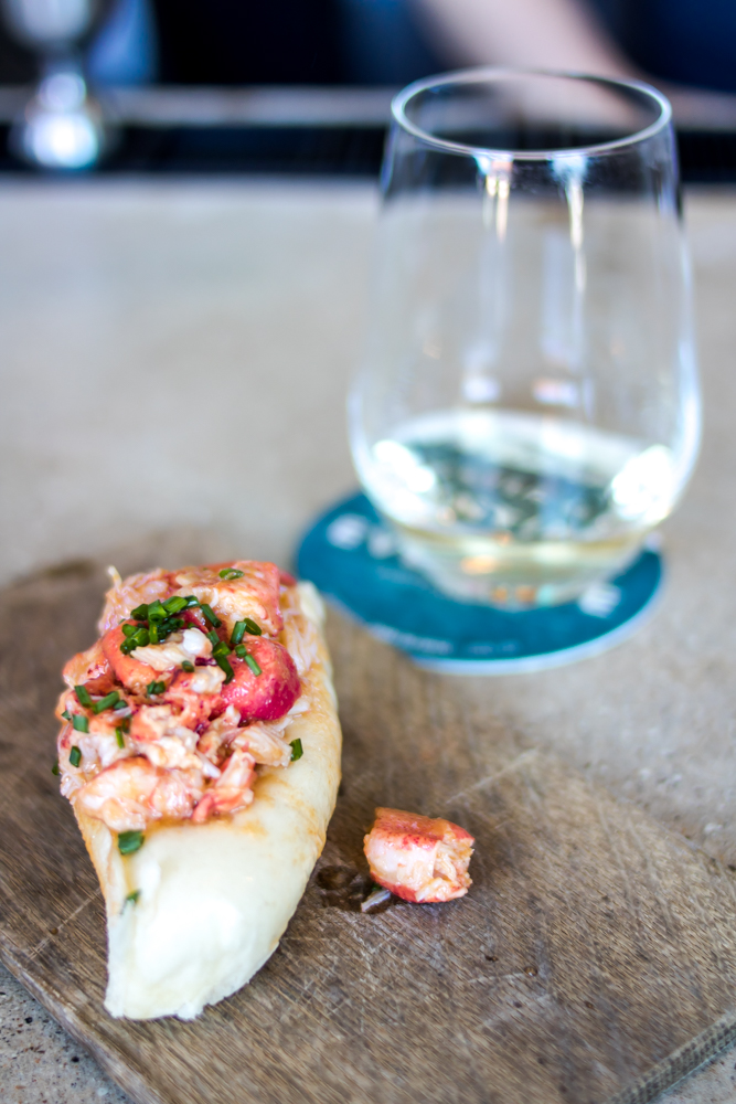 Where to Eat in Portland Maine - Eventide Oyster Co. for Lobster Roll