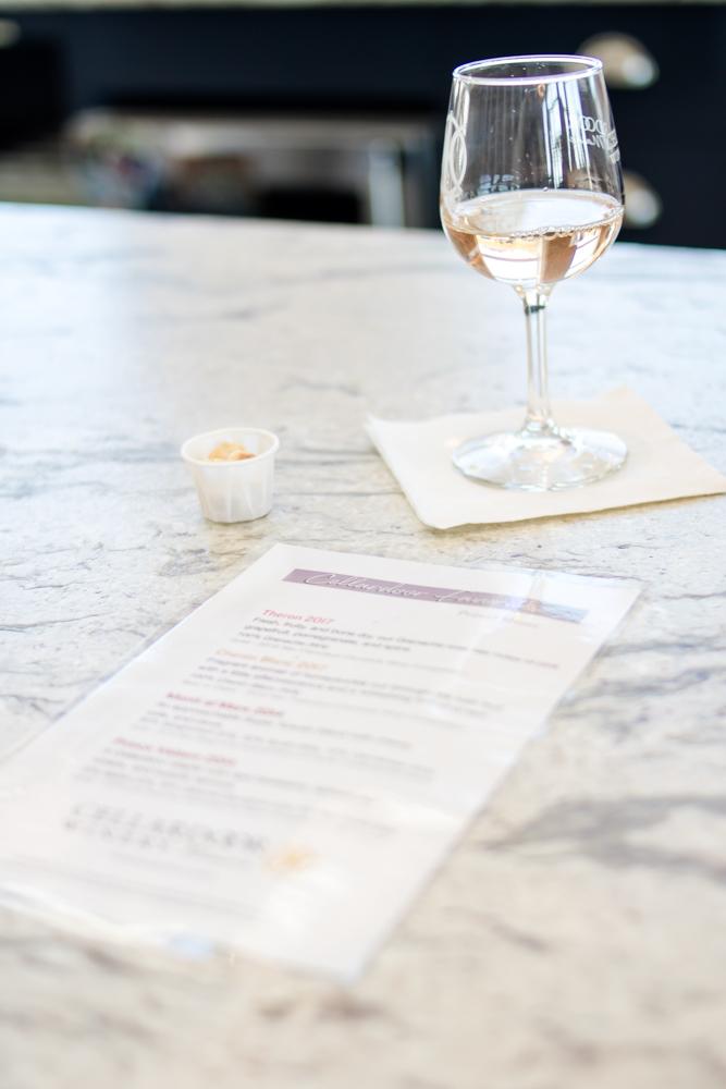 Wine Tasting at Cellardoor Winery