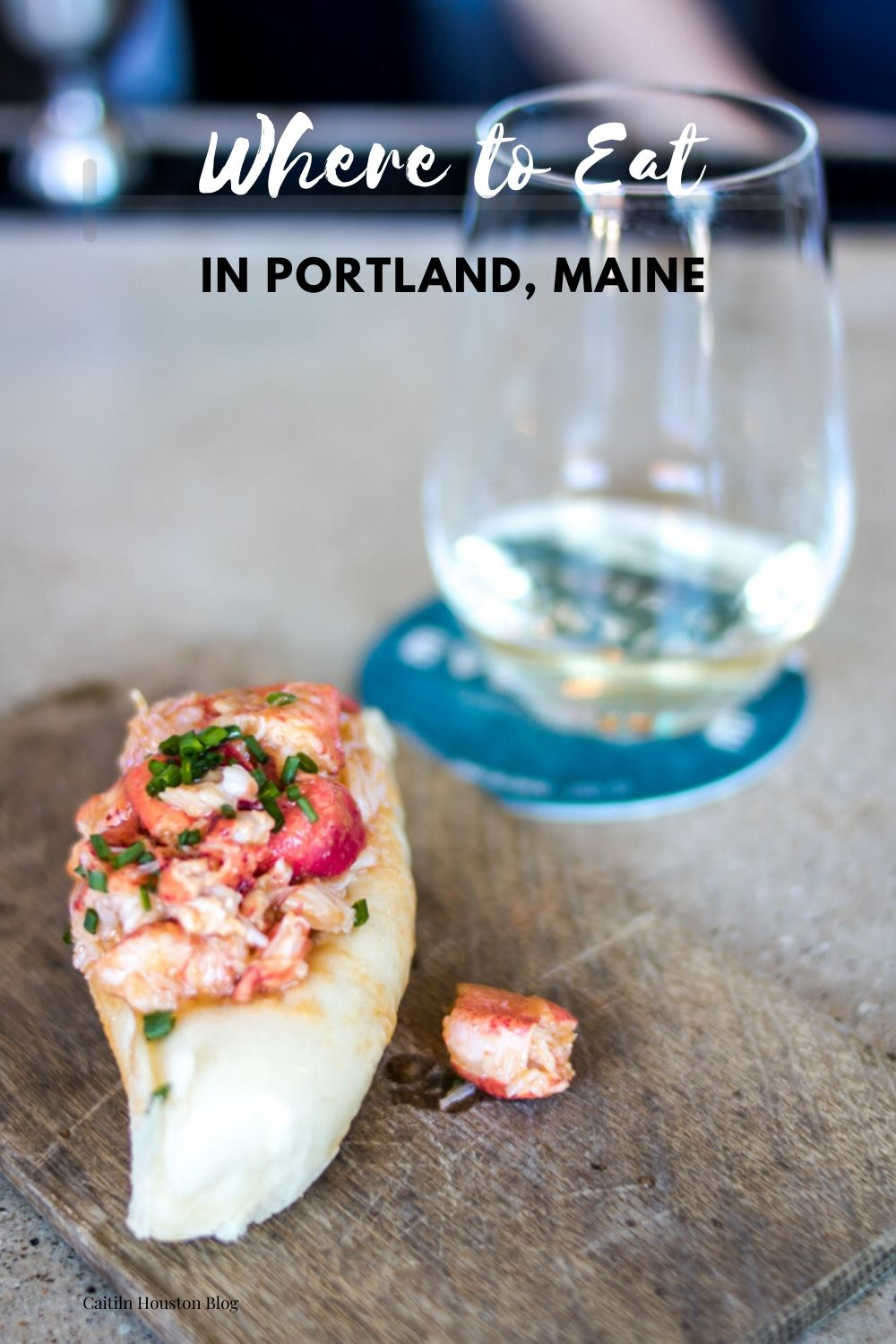 Portland Maine Travel Guide - What to do, where to eat, where to stay in Portland for a New England Getaway by Caitlin Houston