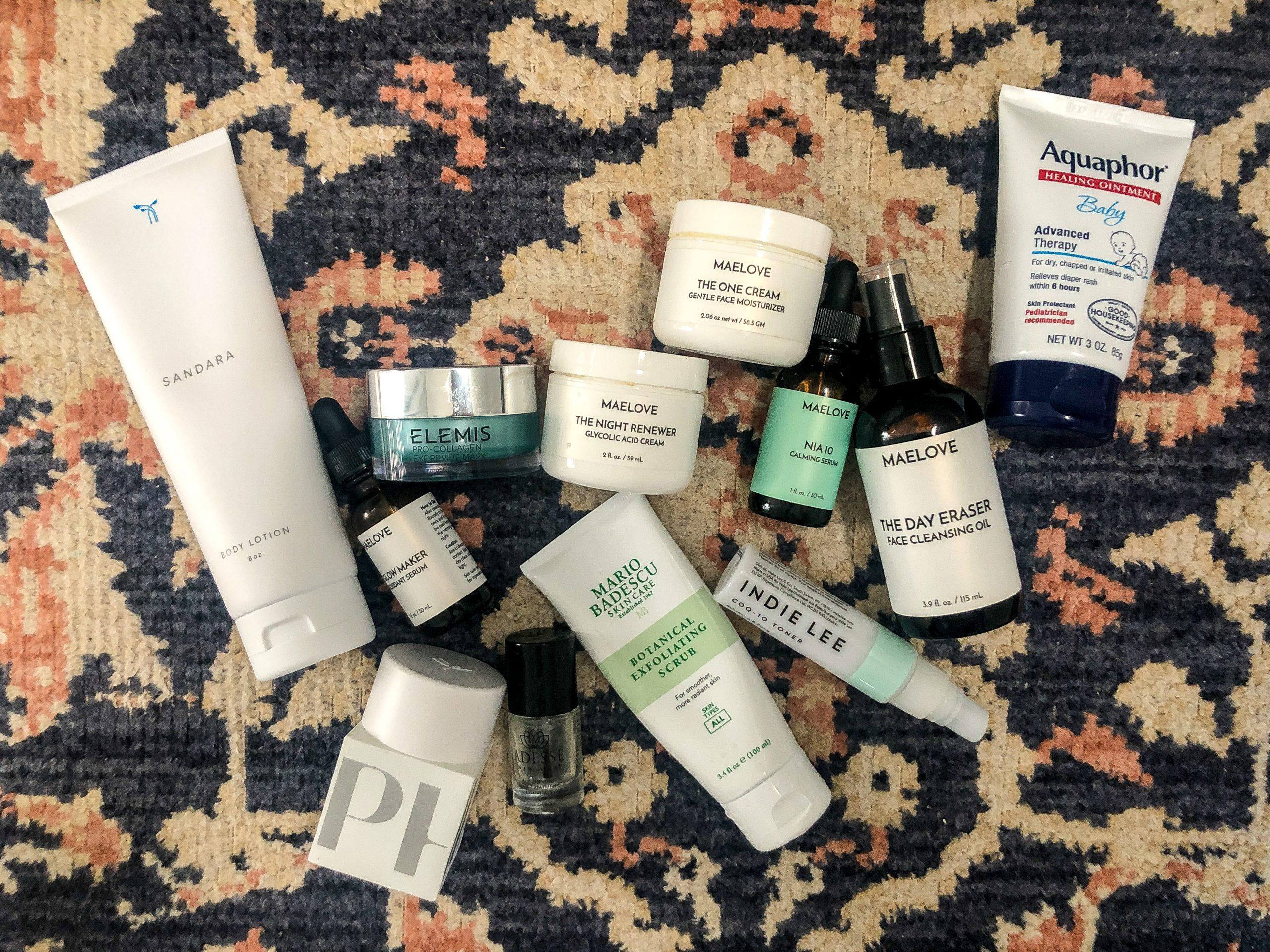 Quarantine Favorites - Skincare, TV Shows, and Spring Clothes