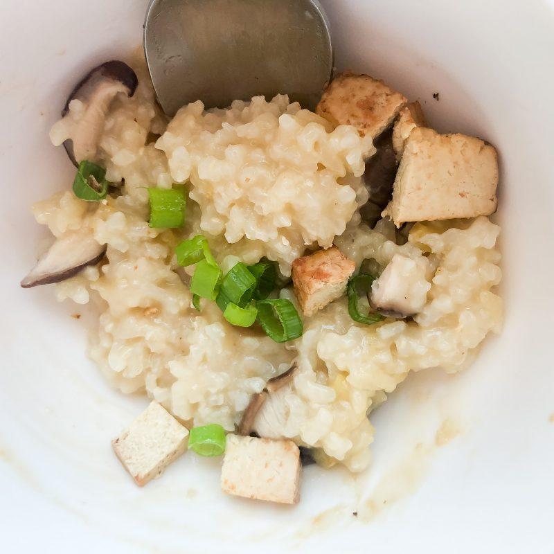 Mushroom Congee