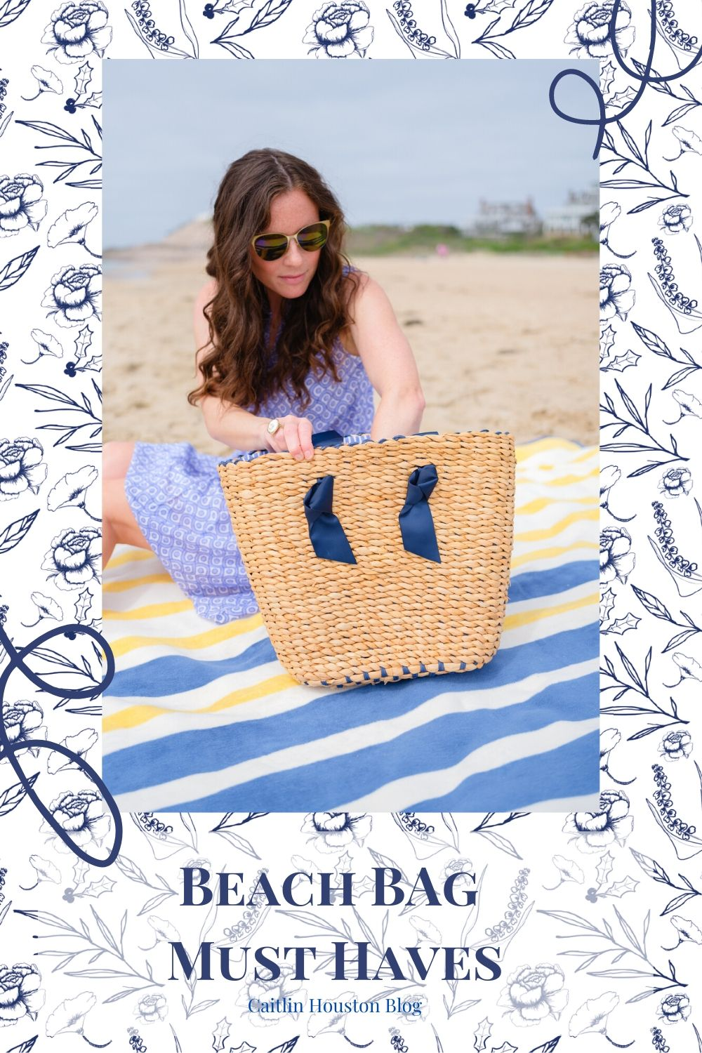beach bag must haves new england summer