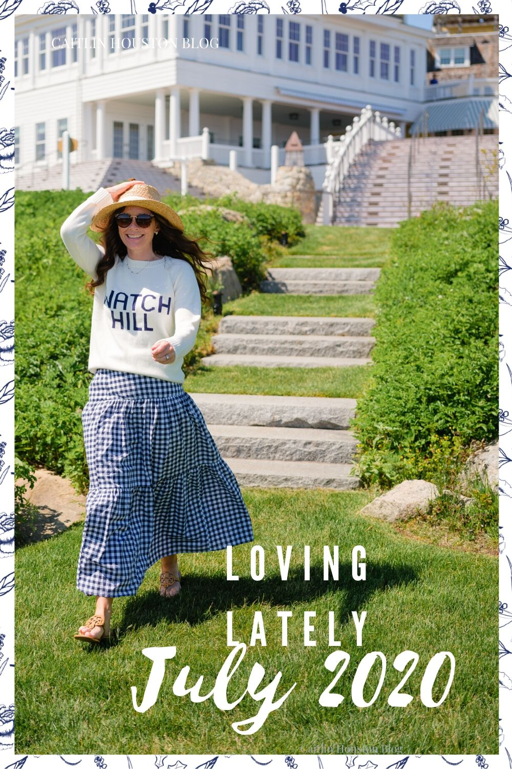 Loving Lately July at Ocean House RI Watch Hill