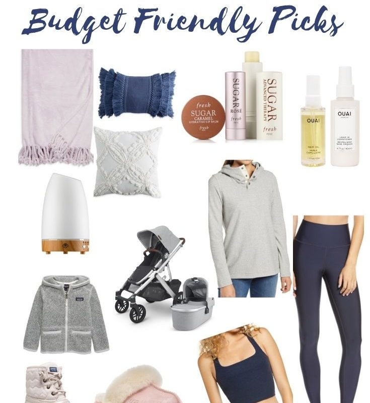 Budget Friendly Nordstrom Sale Picks