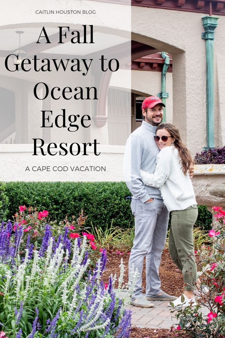 Visiting Cape Cod in the Fall - A Fall Getaway to the Ocean Edge Resort in Brewster MA - Romantic weekend away during Autumn in New England