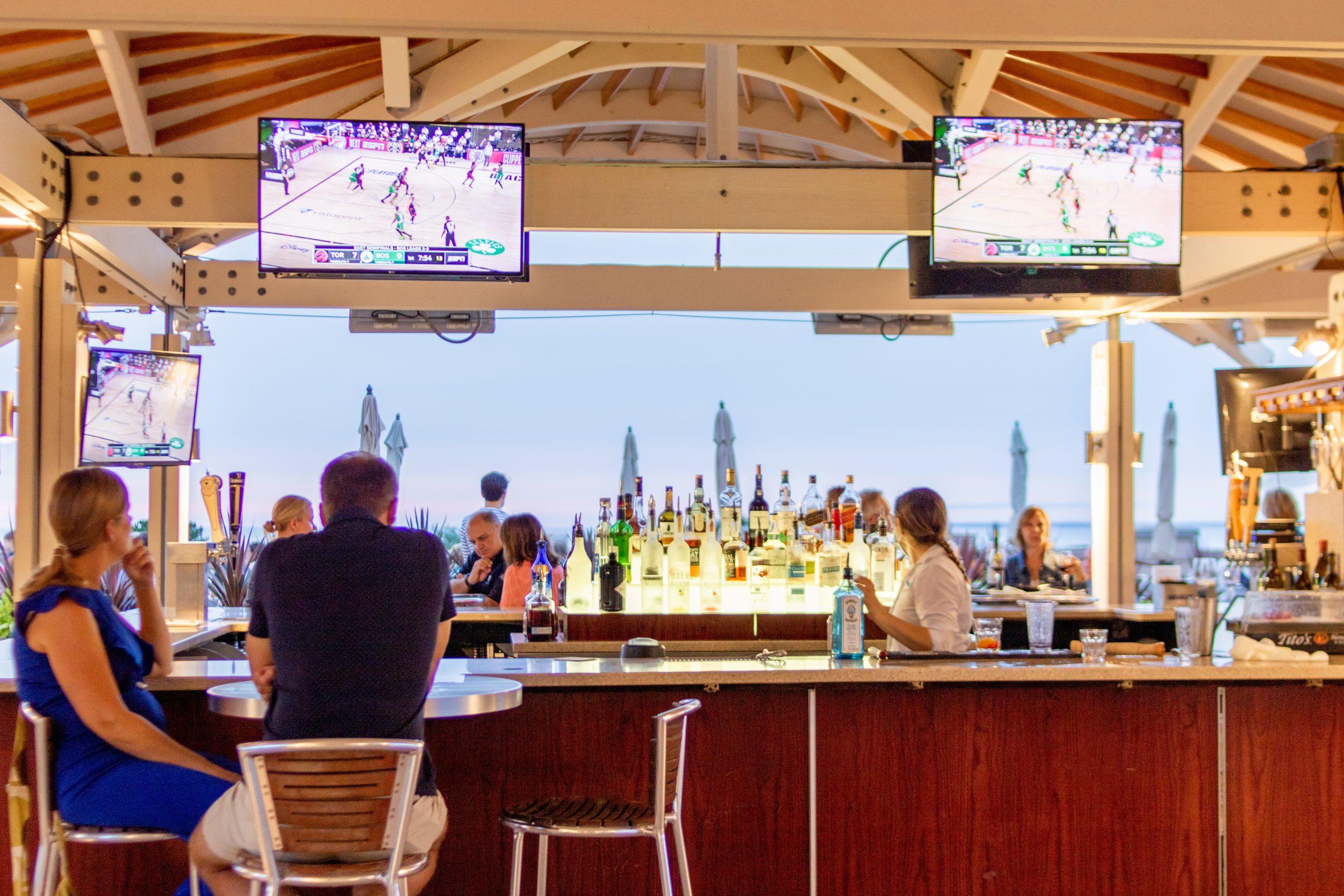 Ocean Terrace at the Ocean Edge Resort