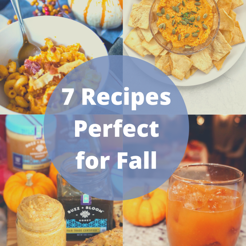 7 Pumpkin Recipes Perfect for Fall