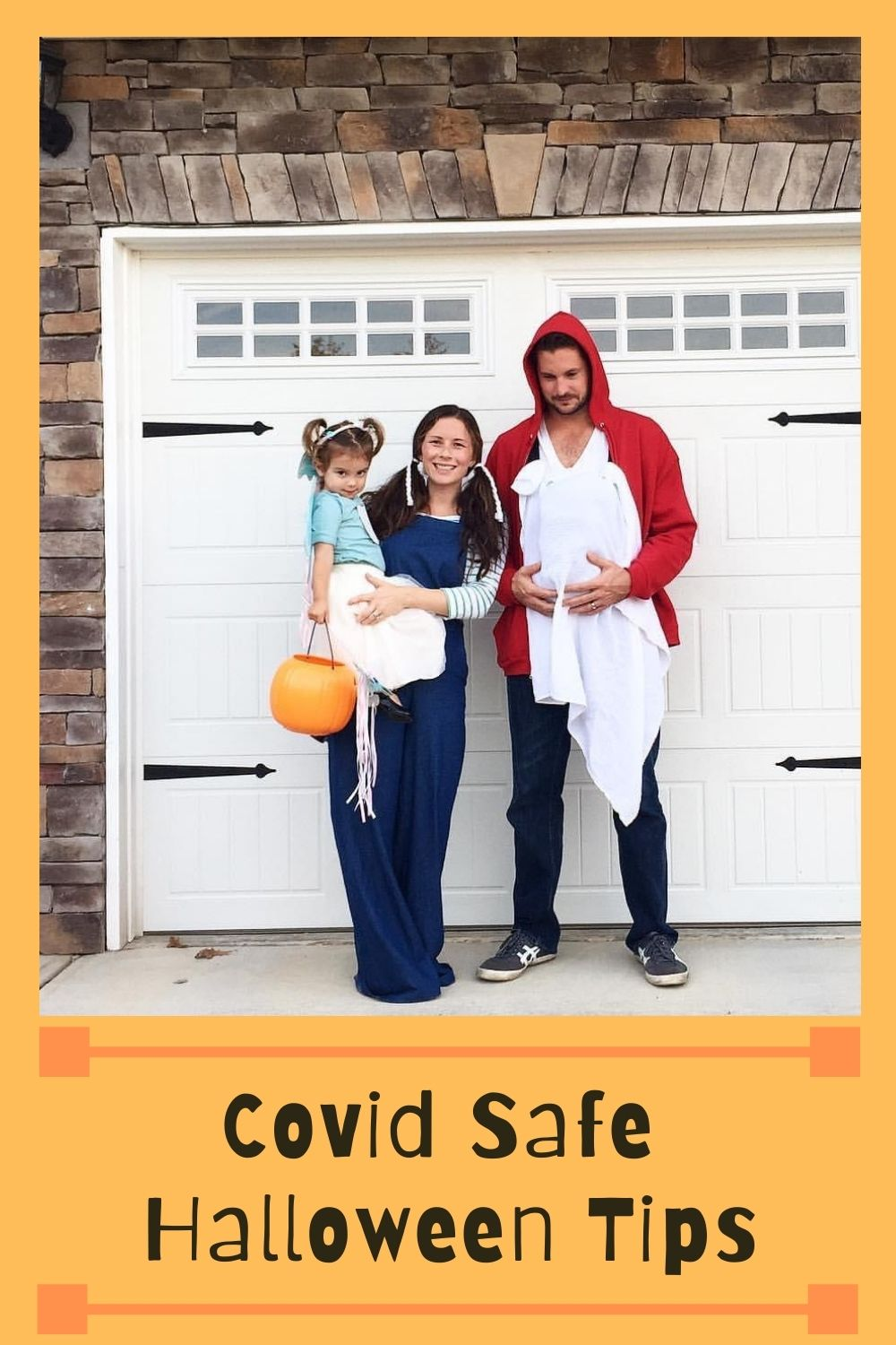 Looking for tips for a safe Halloween during Coronavirus? Here is how to to celebrate a safe Halloween during Covid.