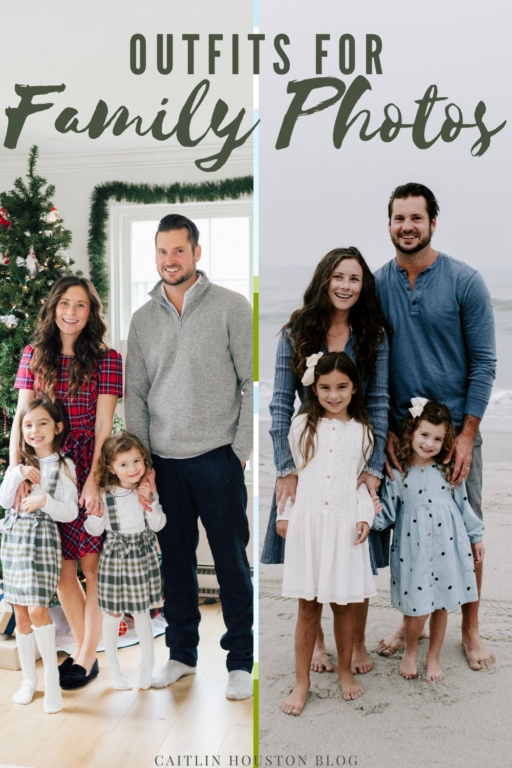 What to Wear for Family Photos for the Holidays